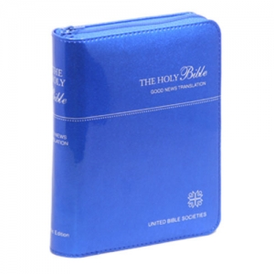 The Holy Bible - Good News Translation (GNTDC035CZ/Blue/무색인)