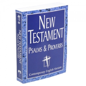 New Testament Psalms & Proverbs-Contemporary English Version/CEV105602/무색인)
